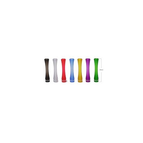 Drip Tip 510 Plastique Long