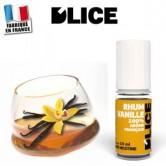 E-liquide Rhum Vanille de la marque Dlice
