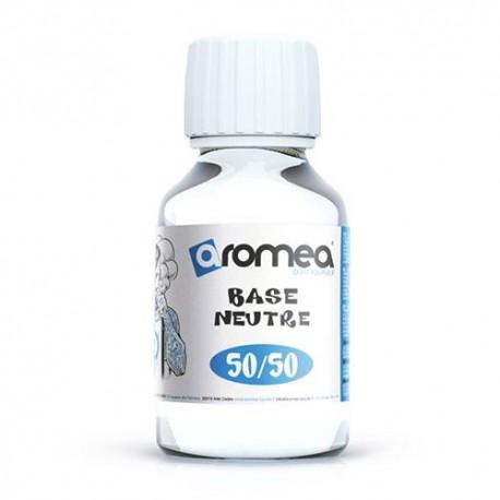 Base 50% PG / 50%VG - 100ml - Aromea