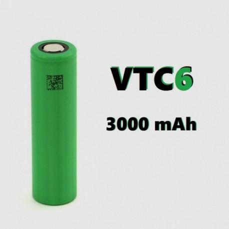 ACCU SONY VTC6 3000mah 3.7v