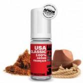 E-liquide USA Classic de la marque Dlice