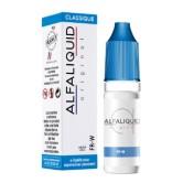 E-liquide classique FR-W de la marque Alfaliquid
