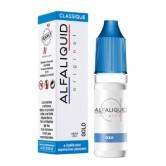 E-liquide classique Gold de la marque Alfaliquid