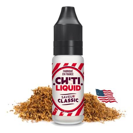 E-liquide Classic de la marque Chti Liquid