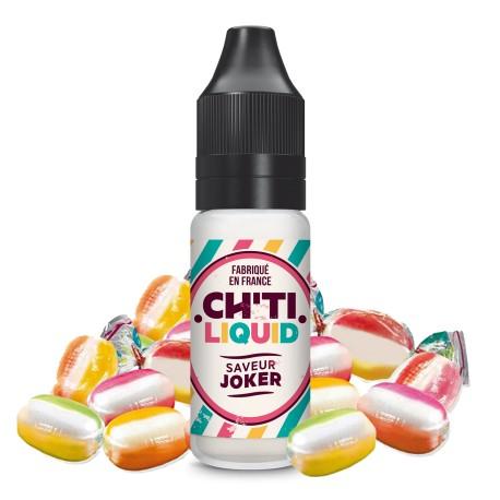 E-liquide Joker de la marque Chti Liquid