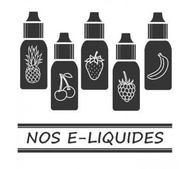 NOS E-LIQUIDES